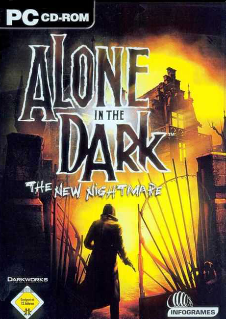 Alone in the Dark 4: The New Nightmare (2001) RePack