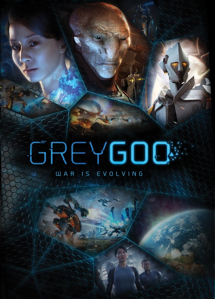 Grey Goo (2015) RePack