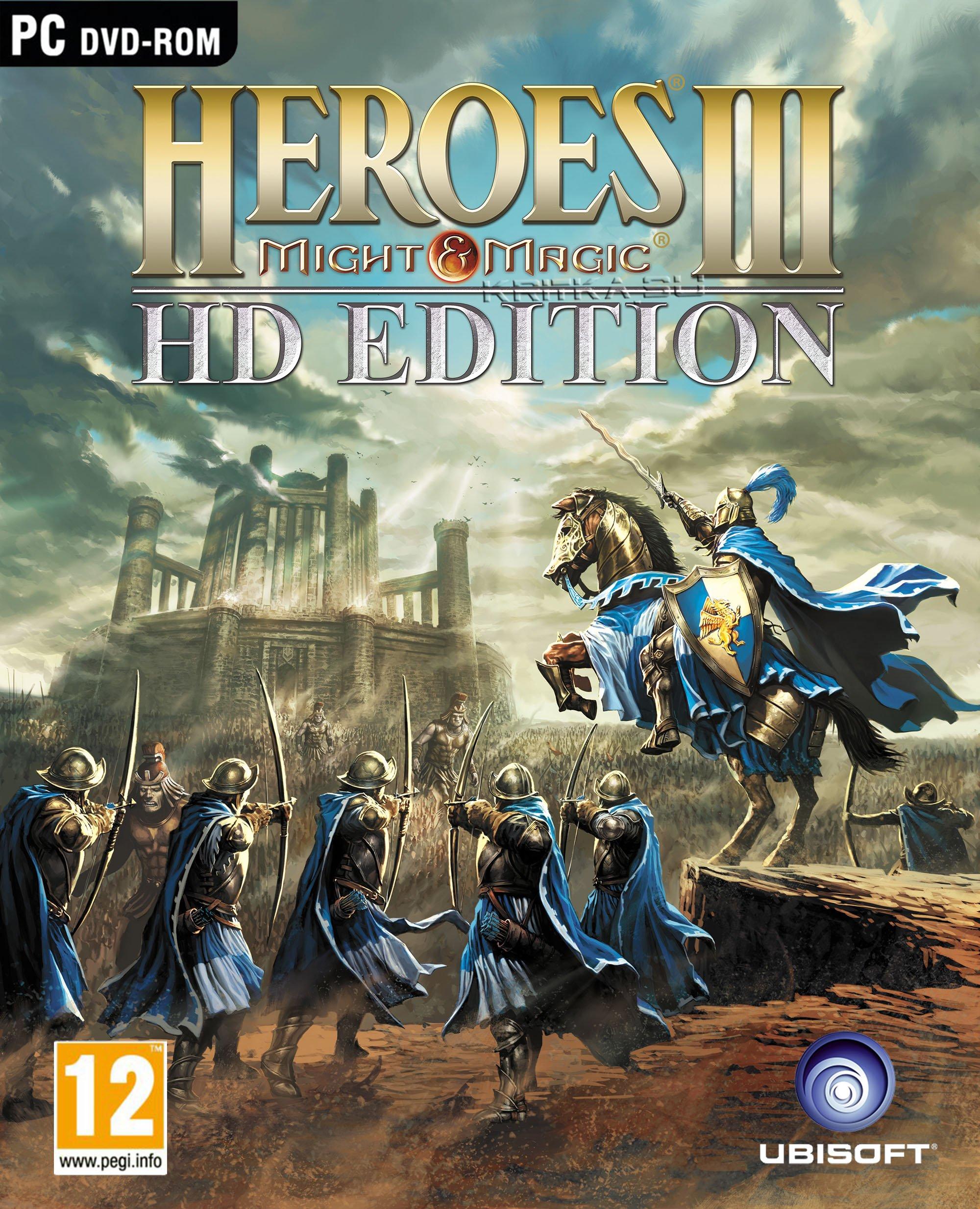 Heroes of Might & Magic III – HD Edition (2015) RePack