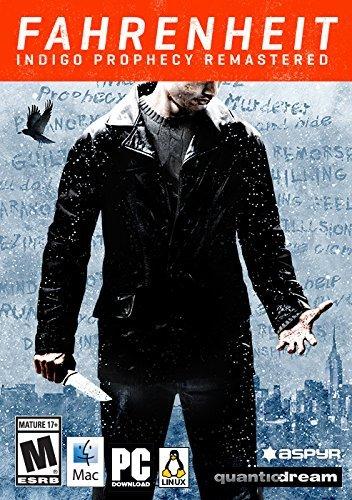 Fahrenheit: Indigo Prophecy Remastered Русификатор (2014)