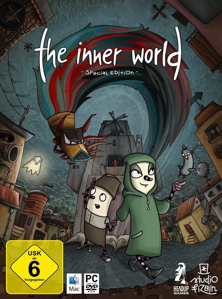 The Inner World (2013) RePack