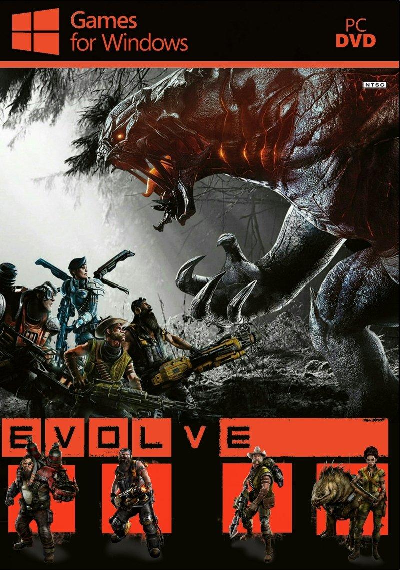 Evolve (2015)