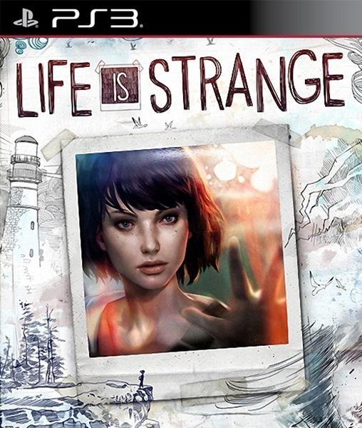 Life is Strange Episodes 1-5 (PS3)