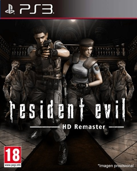 Resident Evil HD Remaster (PS3)