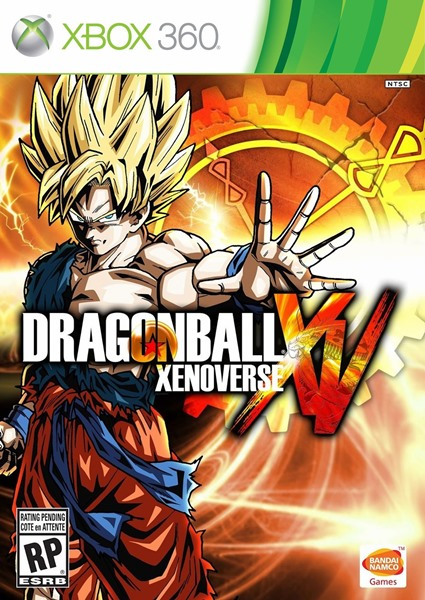 Dragon Ball: Xenoverse (XBOX360)