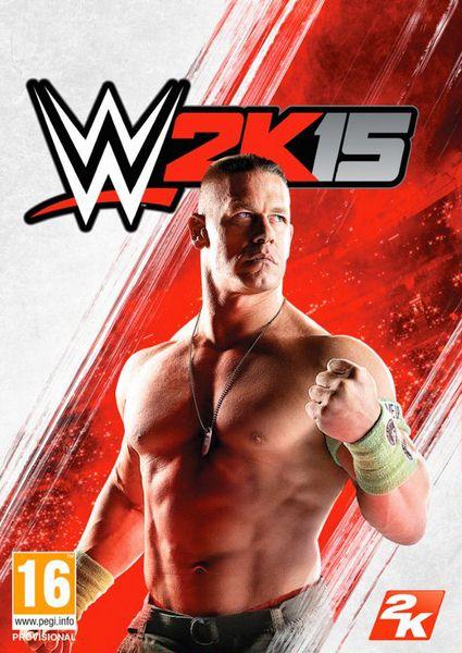 WWE 2K15 (2015) RePack
