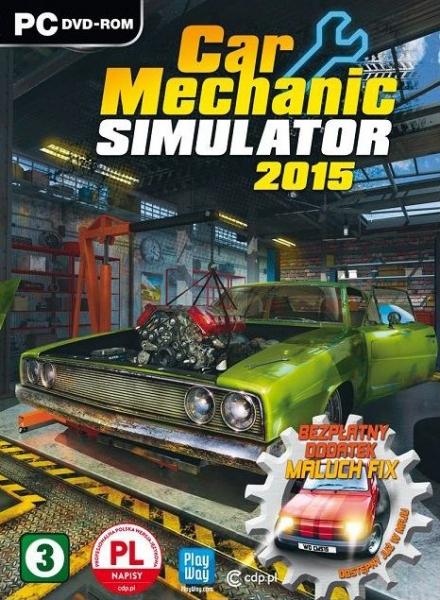 Car Mechanic Simulator 2015 (2015) RePack