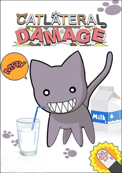 Catlateral Damage (2015) RePack