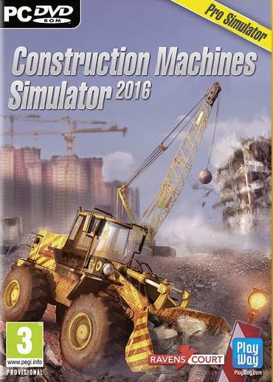 Construction Machines Simulator 2016 (2015)