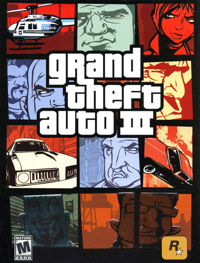 GTA 3 / Grand Theft Auto 3 (2002)