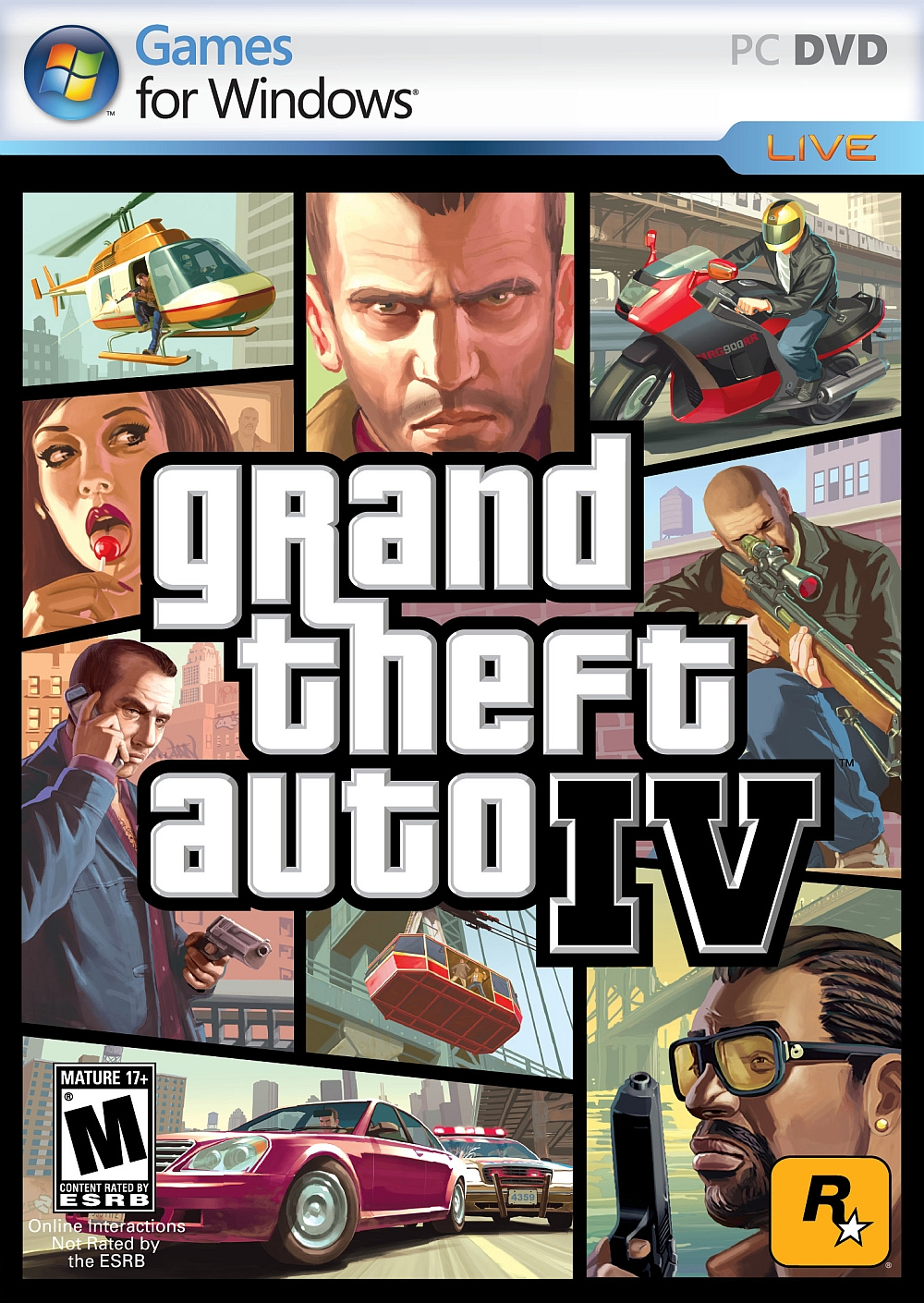 GTA 4 / Grand Theft Auto IV The Complete Edition (2014) RePack