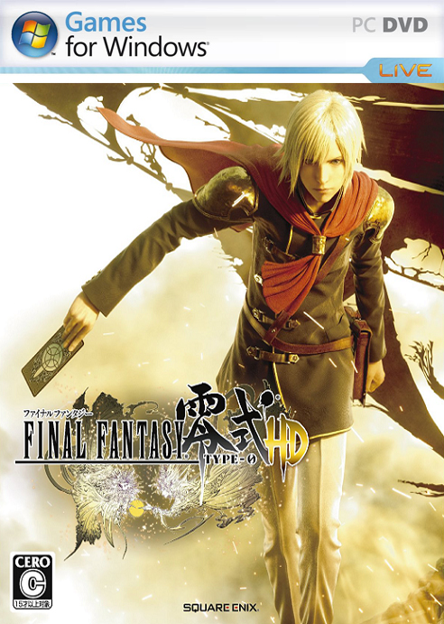 FINAL FANTASY TYPE-0 HD (2015)