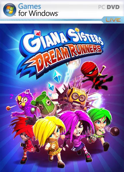 Giana Sisters: Dream Runners (2015)