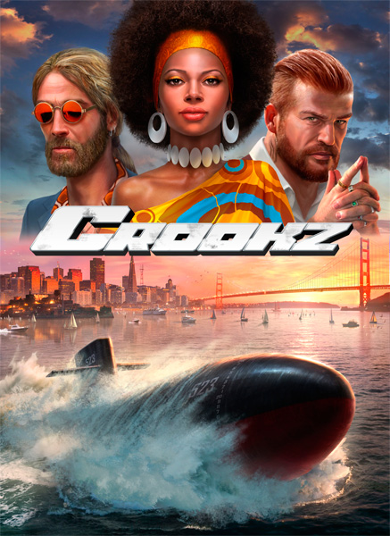 Crookz: The Big Heist (2015)