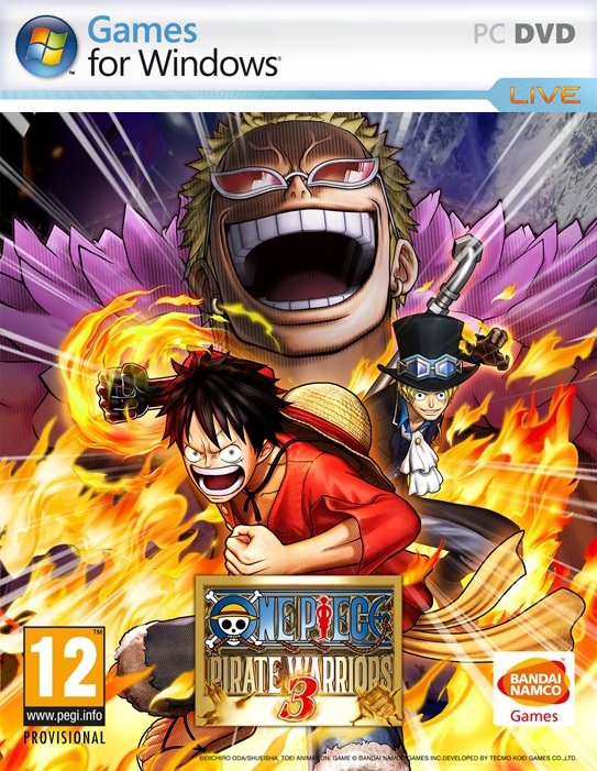 One Piece Pirate Warriors 3 (2015)
