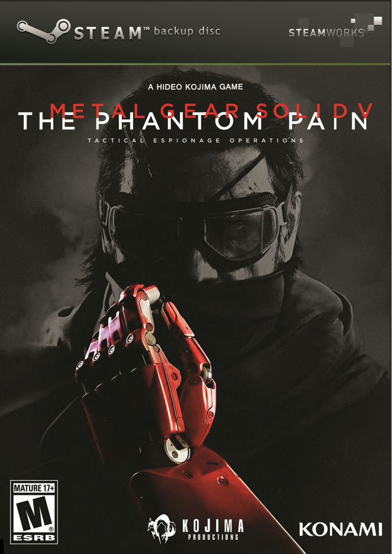 Metal Gear Solid V: The Phantom Pain (2015) RePack