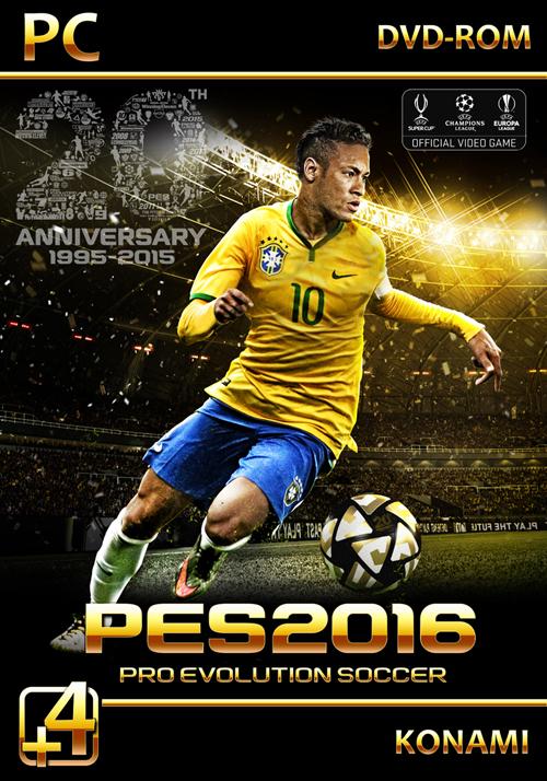 PES 2016 / Pro Evolution Soccer 2016 (2015) RePack