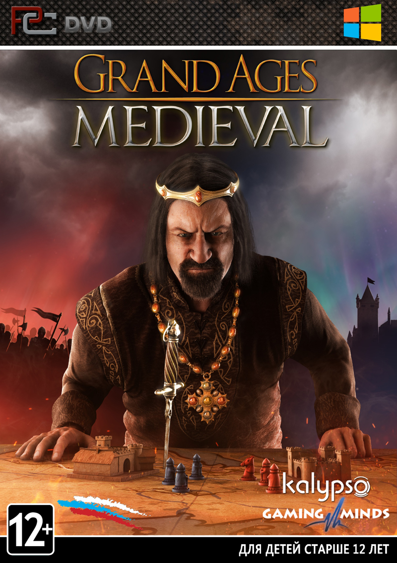 Grand Ages: Medieval (2015) RePack
