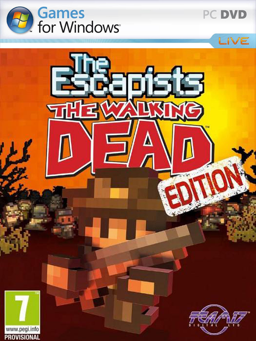 The Escapists: The Walking Dead (2015)