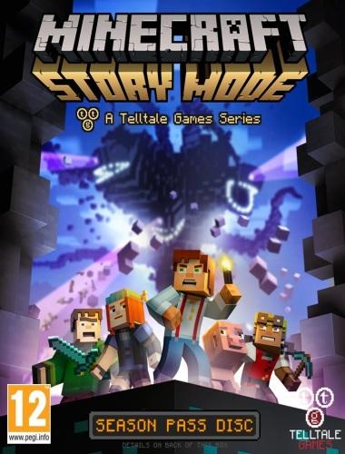 Minecraft: Story Mode - A Telltale Games Series. Episode 1-4 (2015)