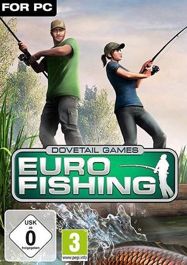 Euro Fishing (2015)