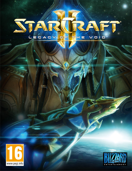 StarCraft 2: Legacy of the Void (2015) RePack