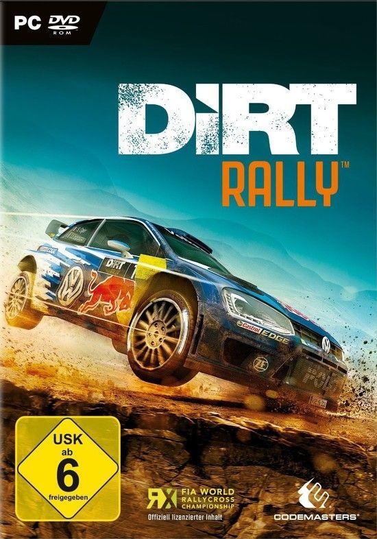 DiRT Rally (2016) RePack