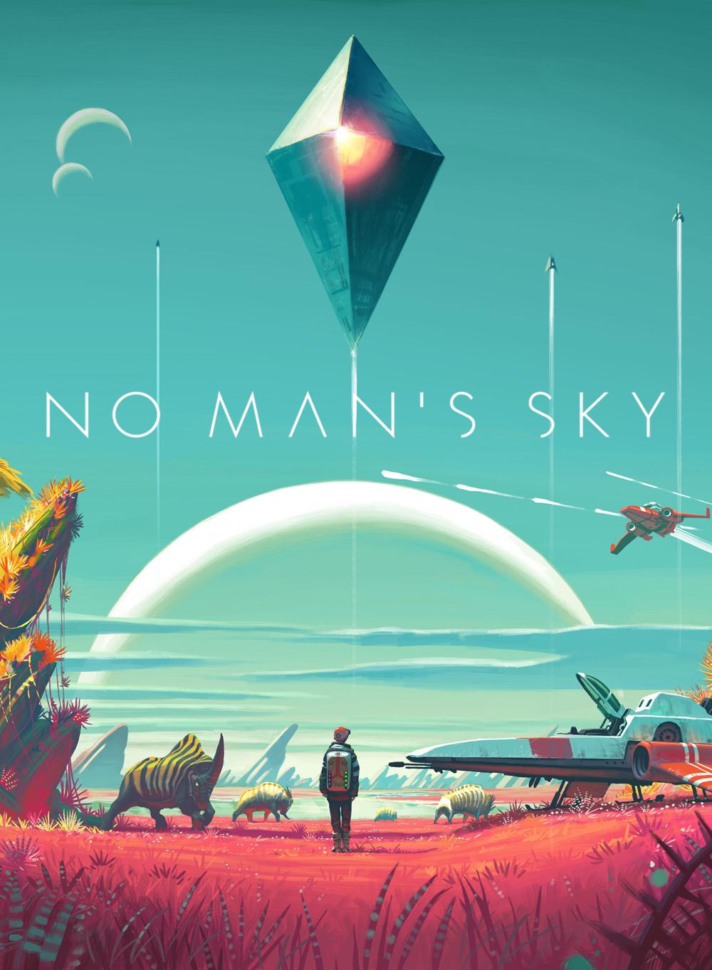 No Man's Sky NEXT v.1.5 + DLC (2018)