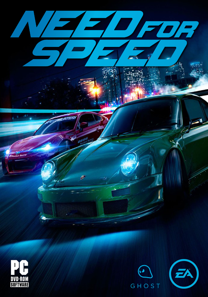 NFS / Need for Speed 2015 (2016)