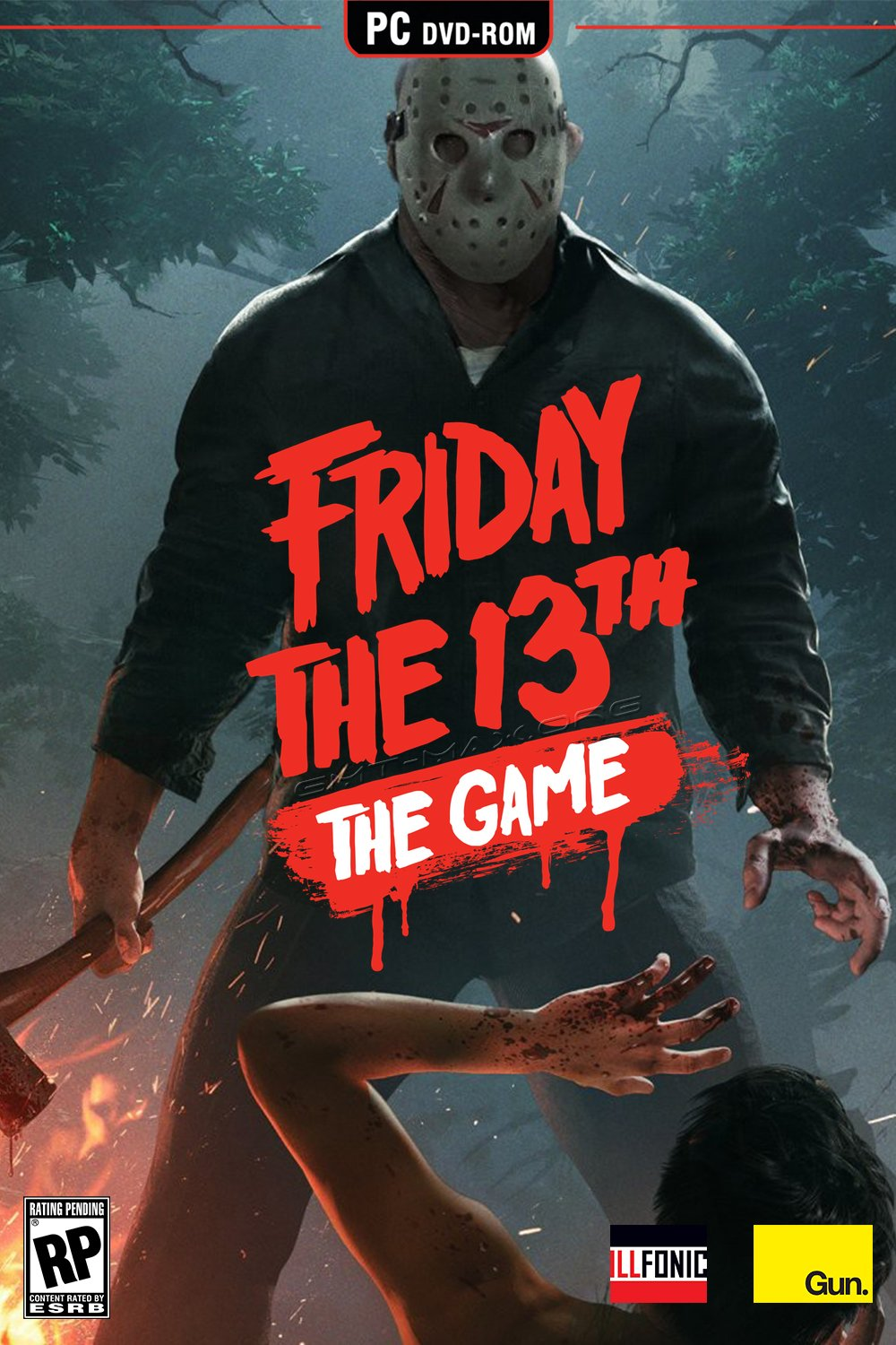 Friday the 13th: The Game / Пятница, 13-ое: Игра (2017)