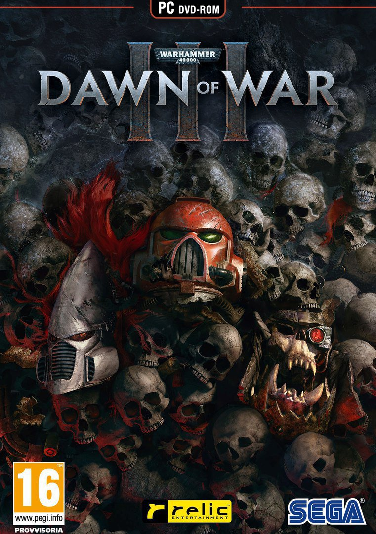 Warhammer 40,000: Dawn of War III (2017) RePack