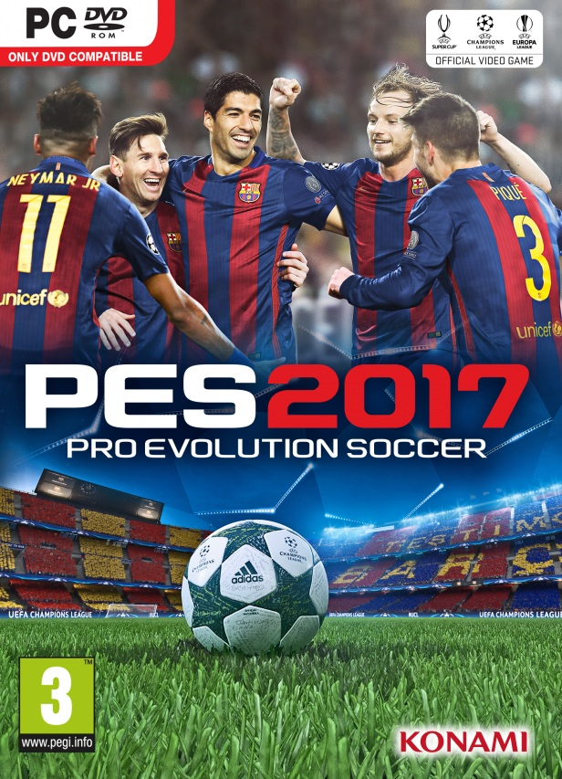 PES 2017 / Pro Evolution Soccer 2017 (2016) RePack
