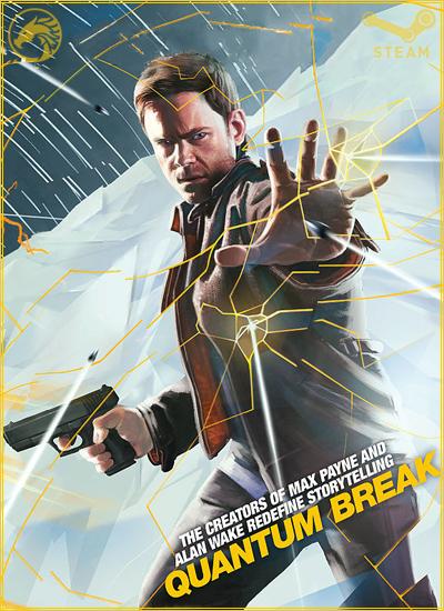 Quantum Break на ПК / PC (2016) RePack