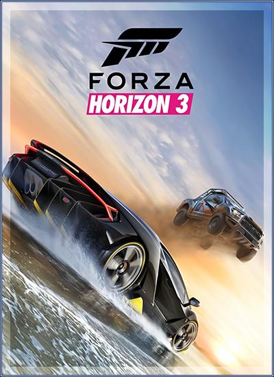 Forza Horizon 3 на ПК / PC (2016) RePack