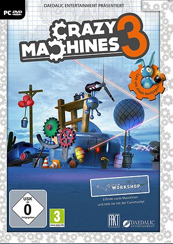 Crazy Machines 3 (2016)