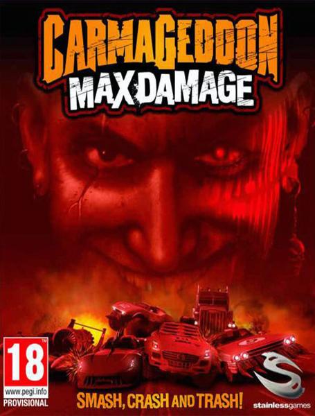 Carmageddon: Max Damage (2016)
