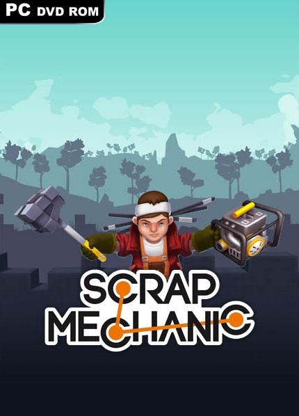 Scrap Mechanic v.0.2.11 build 277 (2017) RePack