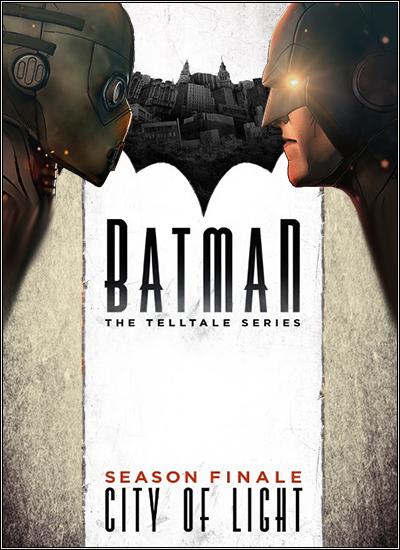 Batman: A Telltale Game Series Episodes 1-5 (2016)
