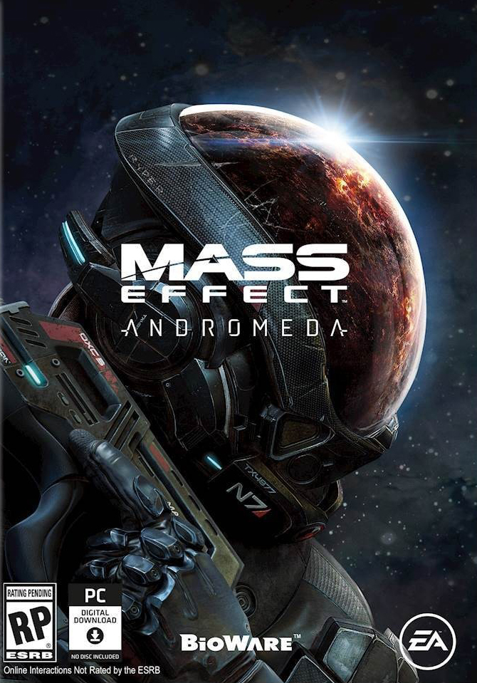 Mass Effect: Andromeda (2017) RePack