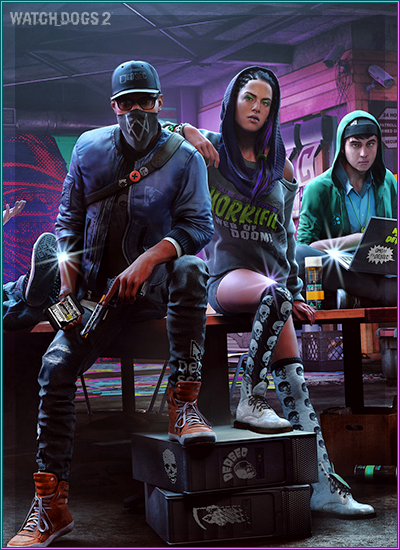 Watch Dogs 2 (2016) RePack