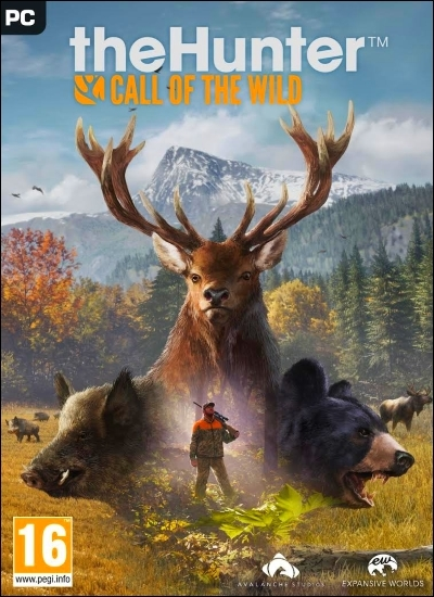 TheHunter: Call of the Wild v.1.11.1 (2017) RePack