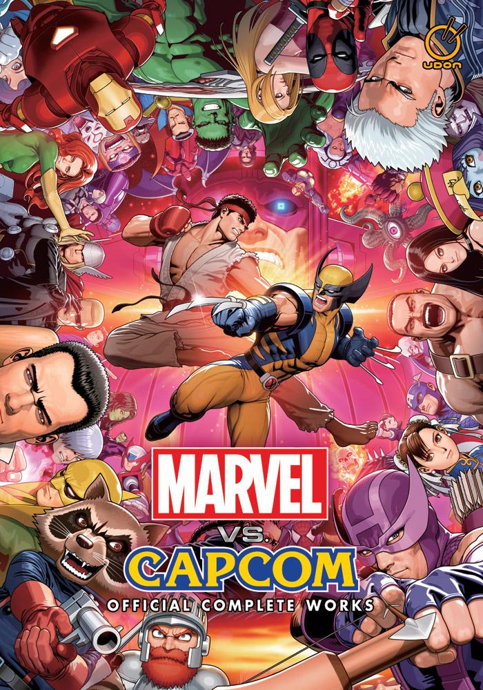 Ultimate Marvel vs. Capcom 3 (2017)