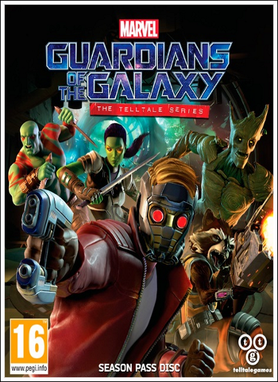 Marvel's Guardians of the Galaxy: Episode 1 (2017)