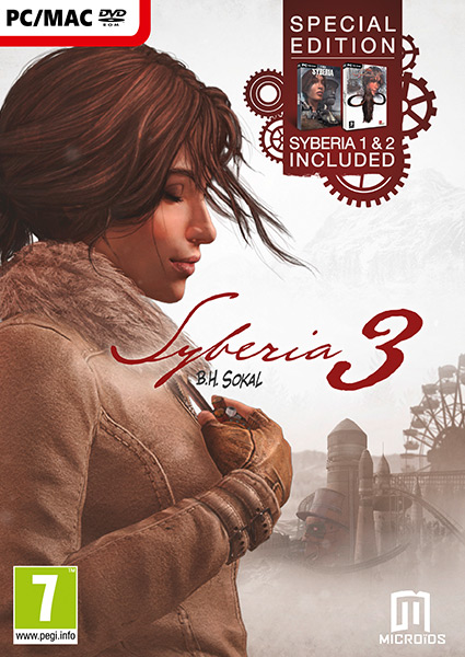 Syberia III / Сибирь 3 (2017) RePack