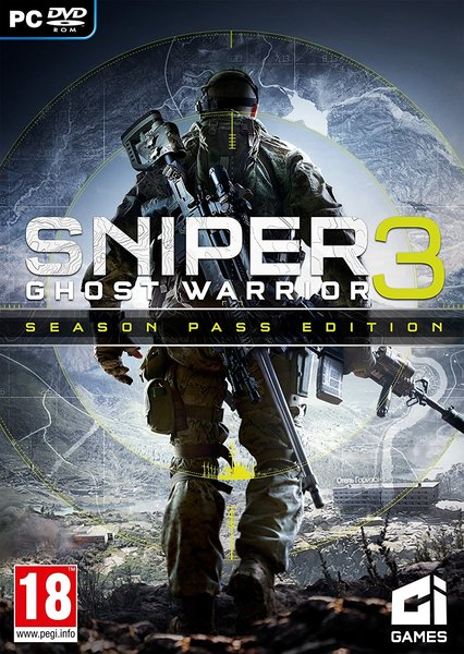 Sniper Ghost Warrior 3 v.1.8 + DLC (2017) RePack