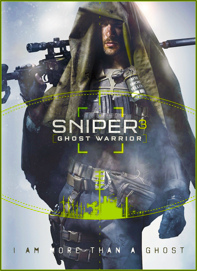 Sniper Ghost Warrior 3 Таблетка (2017/Crack by CPY)