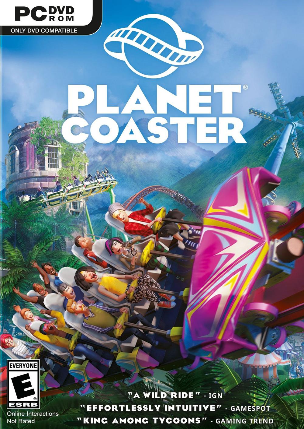 Planet Coaster (2017) RePack