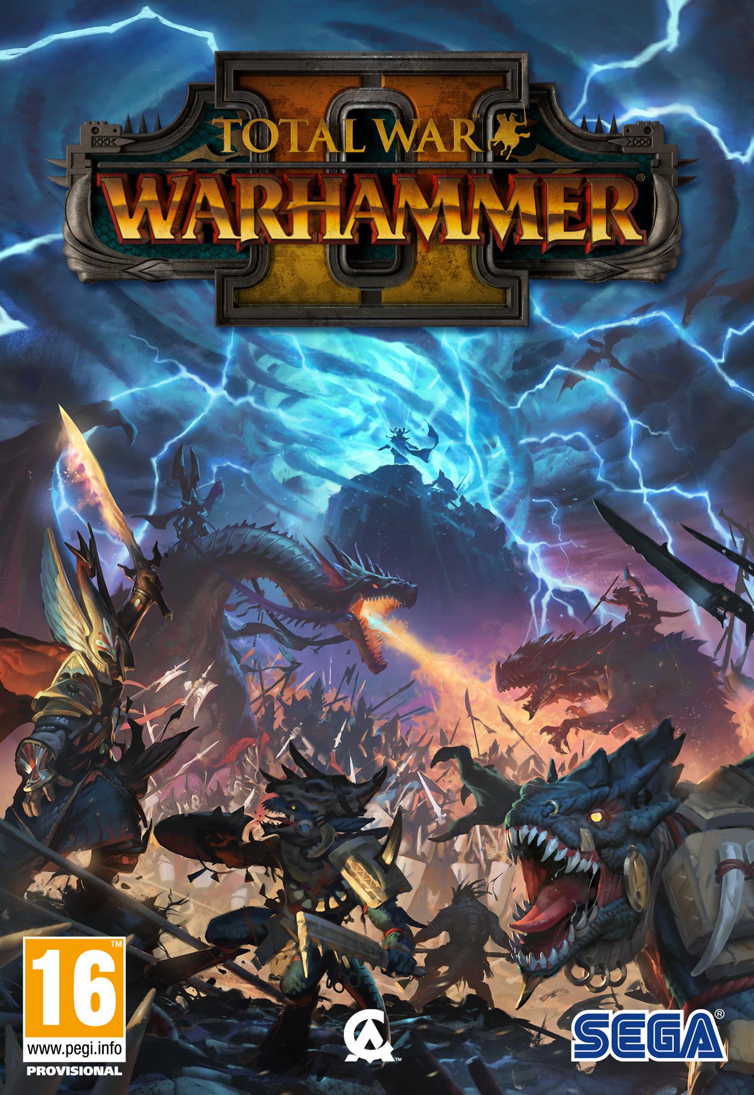 Total War: WARHAMMER 2 v.1.4.1 + 22 DLC (2017) RePack