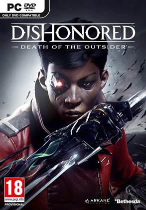 Dishonored: Death of the Outsider (2017) RePack