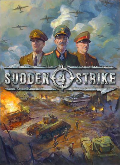 Sudden Strike 4 (2017)